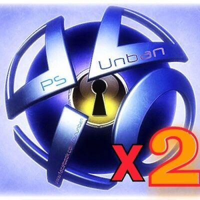 PS3 Console ID and PSID Private PSN Unban Bulk of TWO