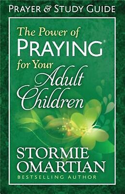The Power Praying(r) for Your Adult Children Prayer and Study  by Omartian, Stor