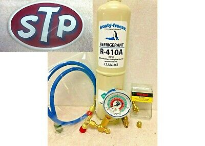 R410, R-410a, Refrigerant, Air Conditioner, LARGE 38 oz., Can Tap, KIT A10