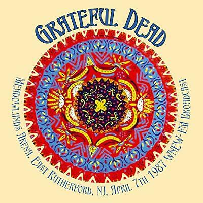 Grateful Dead - Meadowlands Arena East Rutherford Nj April 7Th 1987 Wnew-Fm