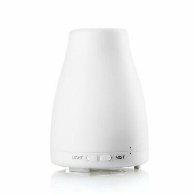 Essential Oil Ultrasonic Humidifier Air Aroma Diffuser Purifier Aromatherapy IK