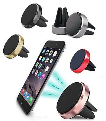 Universal Car Magnetic Car Mobile Phone Holder Air Vent Mount for iPhone/Samsung