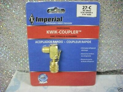 R410A R-410A Imperial Kwik-Coupler *MADE IN THE USA!