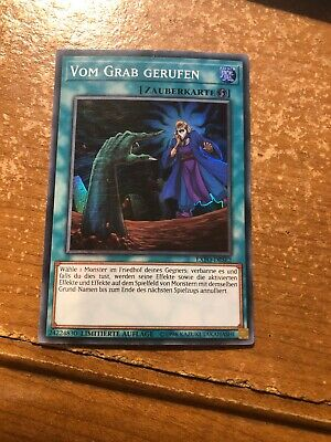 Yugioh GERMAN Called by the Grave - EXFO-ENSE2 Super Rare (P)