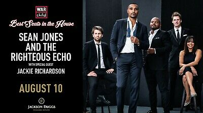 VIP Concert Experience with Sean Jones and The Righteous Echo - August 10, 2019