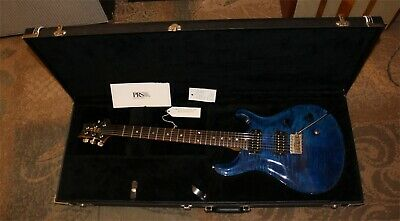1997 Paul Reed Smith CE 24 in Whale Blue - with Original Case PRS CE24