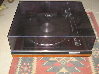 VINTAGE REALISTIC LAB-58 TURNTABLE RECORD PLAYER DUST COVER Works /NEW Needle