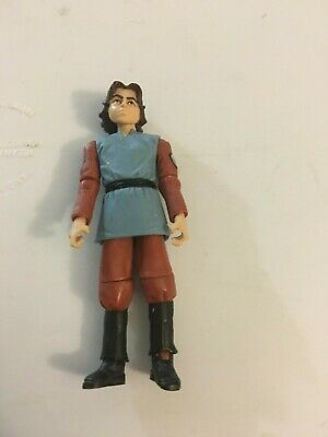 Star Wars Clone Wars Young Boba Fett The Rise of Boba Fett Figure 2010 Hasbro