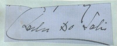 Charles Fane de Salis - Bishop of Taunton - original signature