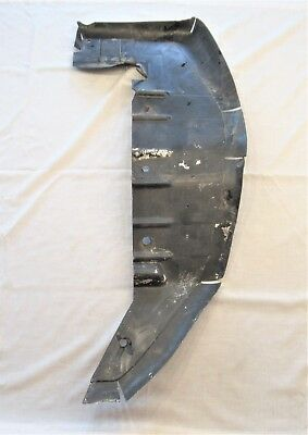 1971 72 Dodge Charger R/T SE 500 Rallye Super Bee rear fender splash shield left
