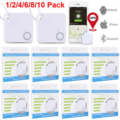 Lot Tile Mate GPS Bluetooth Tracker Key Pet Finder Locator iPhone Android Google