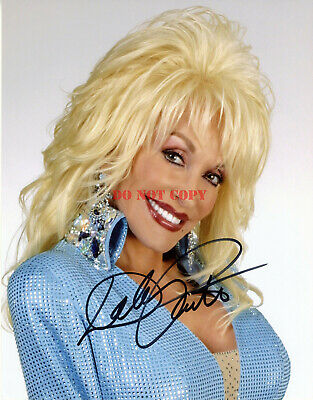 Dolly Parton Autographed Signed 8x10 Photo reprint