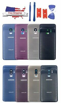 Samsung Galaxy S9/S9 Plus Battery Rear Back Door Glass Cover Replacement+Tools