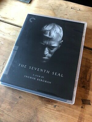 The Seventh Seal (Blu-ray Disc, 2009, Criterion Collection) Ingmar Bergman