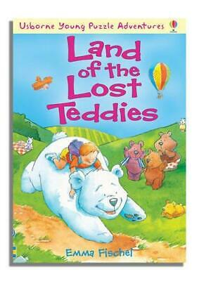 Land of the Lost Teddies (Usborne Young Puzzle Adventures) (Usborne Young Puzzle