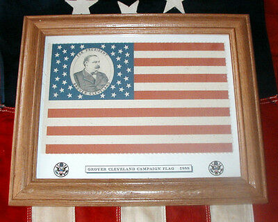 38 star, Grover Cleveland Campaign Flag of 1888
