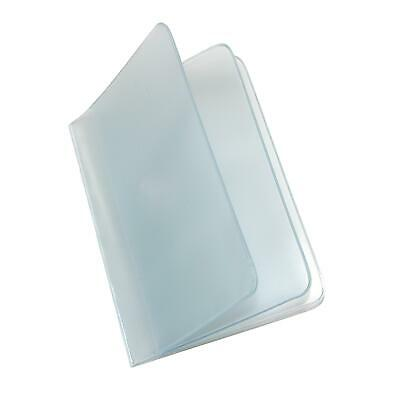 New Buxton Vinyl Window Inserts for Bifold and Trifold Wallets (Pack of 2)
