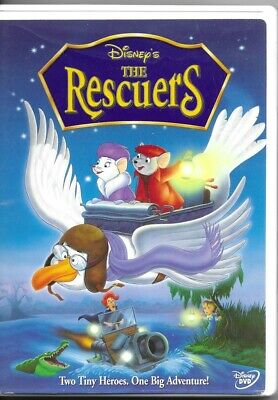 Disney The Rescuers dvd Pre-owned isbn 0788826581
