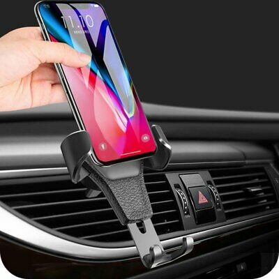 Universal Mobile Phone In Car Air Vent Mount Holder Cradle Stand