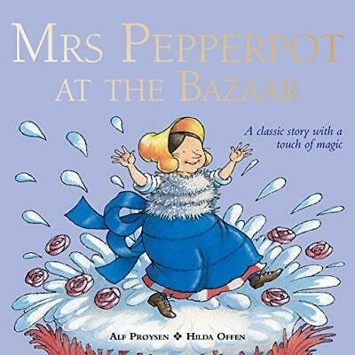 Mrs Pepperpot at the Bazaar (Mrs Pepperpot Picture Books), Proysen, Alf, Good Co