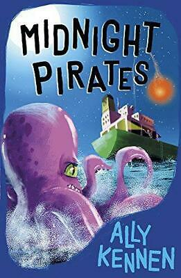 Midnight Pirates, Kennen, Ally, Good Condition Book, ISBN 9781407145594
