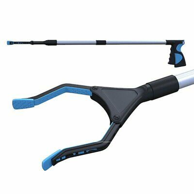 Heavy Duty Long Reaching Tool Reacher Grabber Handicap Grip Aid Trash Pick Up KU