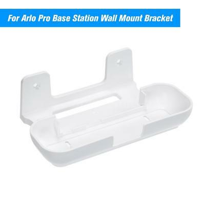 For Arlo Pro Base Station Wall Mount Bracket Security Camera Holder Stand T3F2