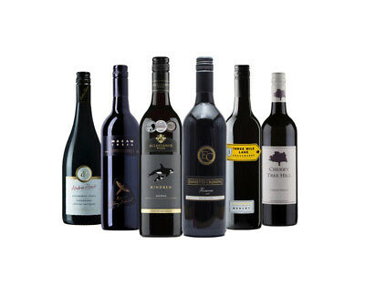 Premium Quality Red Mixed - 6 Bottles