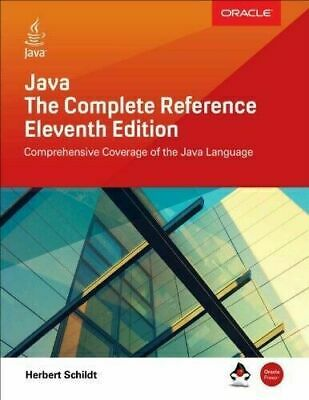 Java: The Complete Reference, Eleventh Edition by Herbert Schildt *ᑭᗪᖴ*