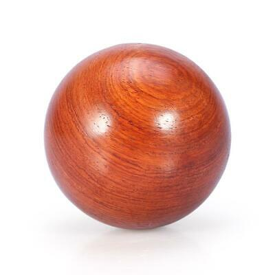 Health Exercise Baoding Balls Wooden Massage Stress Relief Relaxation Ball/5cm