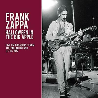 Frank Zappa - Halloween In The Big Apple