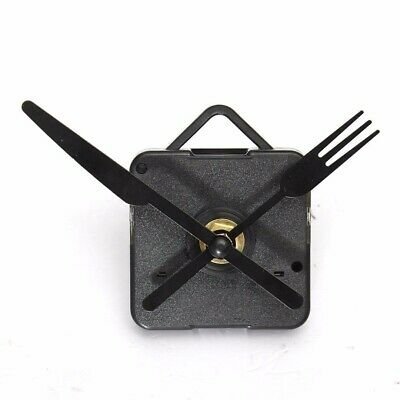 Quartz Clock Movement Fork Shape Hour Minute Second Hand DIY Silent US Stock