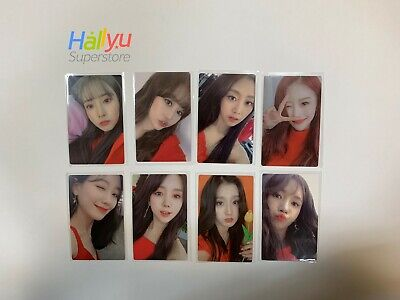 "Lovelyz ""Once Upon A Time "" Official Photocards Set (8 EA)"
