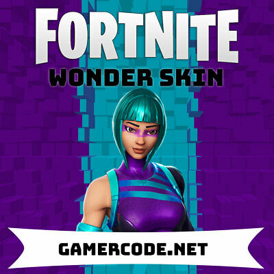 Fortnite Wonder Skin - Female Honor