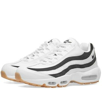 half off 6cfee b66f4 NIKE AIR MAX 95 'Juventus' Trainers Women's Uk Size 6.5 40.5 307960 112 New