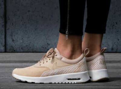 Details about NIKE AIR MAX THEA PRM UK4.5 US7 EUR38 METALLIC RED BRONZE 616723 903 WOMENS