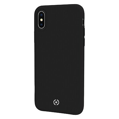 Celly  Backcover Feeling iPhone X/XS FEELING900BK