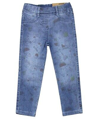 LOSAN Girls Jogg Jeans in All-over Print, Sizes 2-7