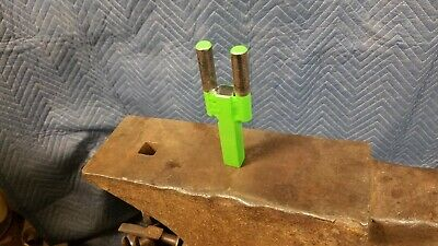 "Blacksmith Hardy Anvil Tool 3/4"" hardy Turning Bending Forge Scrolling Twisting"