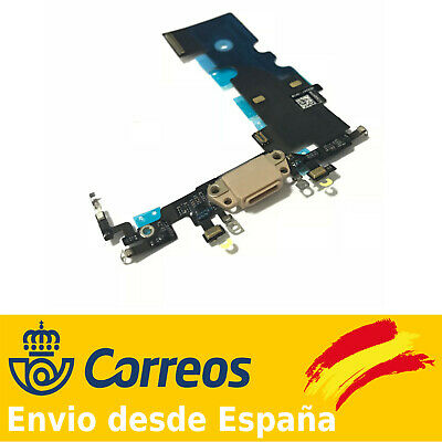Cable Flex USB Conector De Carga y Microfono Para iPhone 4 5 6 7 S 8 Plus X
