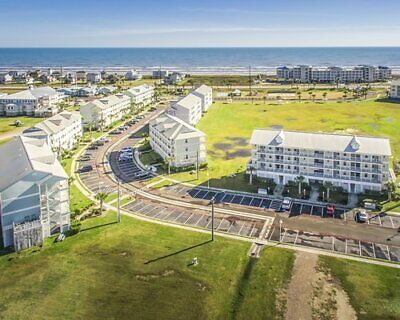 Holiday Inn Galveston Seaside Resort 2Br/2 Bath - July 4Th Week Steps To Beach