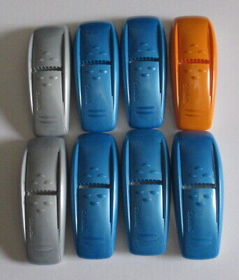 Scotch Pop-Up Tape Handheld Dispensers x 8 - OPEN with NO Refills.