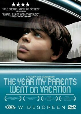 The Year My Parents Went On Vacation (DVD, 2007, WS) SEE NOTE   NEW