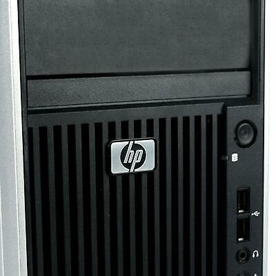 HP Z400 WORKSTATION Xeon Quad‑Core Gaming PC Desktop Computer