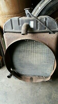 Ferguson Ford 2N Tractor Replace Radiator C5010050000 Original Fan Shroud Guard.