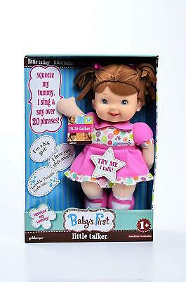 Little Talker Doll - Baby's First Free Shipping!