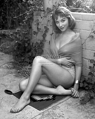 "Vikki Dougan ""The Back"" Model And Actress - 8X10 Publicity Photo (Op-116)"