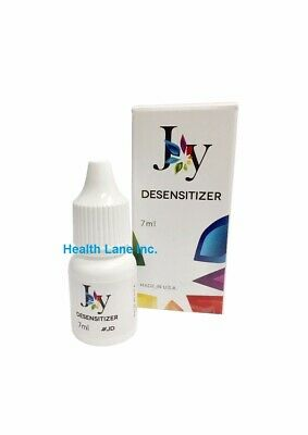 3D Dental Joy Dentin Desensitizer Sensitivity Relief 7mL Bottle MFG#: JD