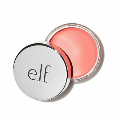 e.l.f ELF Beautifully Bare Cream Blush Blusher, Cheeky Glow 10g - Rose Royalty
