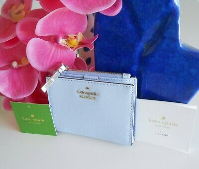 NWT Kate Spade Cameron Street  Adalyn Small Bifold Wallet Morning Dawn New $88